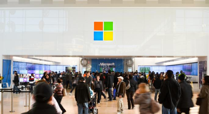 Is Microsoft's Windows Store Concept Good for Best Buy?