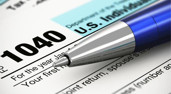 Tax Law Changes For 2013 Tax Year