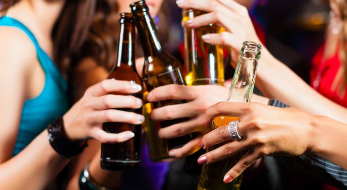 Was The Beverage Industry The Big Winner From The Super Bowl?