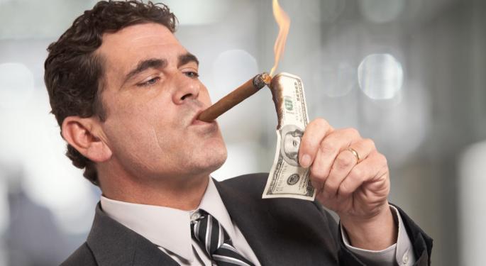 Buy Businesses, Not Betting Slips