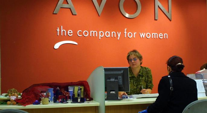 Short Sellers Move into Avon and Bebe Stores