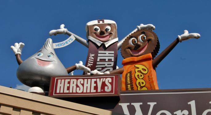 3 Reasons That Chocolate - Hershey's That Is - Makes a Great Gift