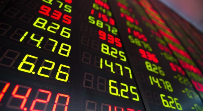 Mid-Morning Market Update: Markets Rise; Halliburton Posts Q1 Profit