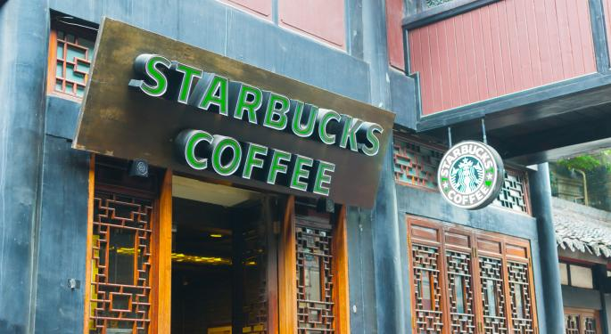 Starbucks Jumps on Lifted Guidance, Strong Q3 Results SBUX