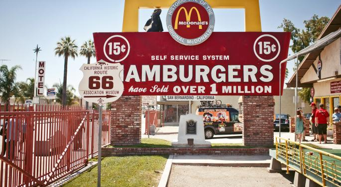 McDonald's Fights to Regain Customers and to Counter Worker Wage Criticism MCD