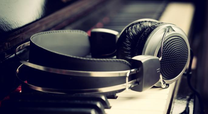Five Competitive Music Industry Stocks For Your Portfolio