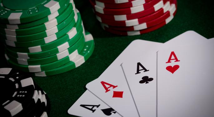 Casino Stocks Are Up Big—Here's Why