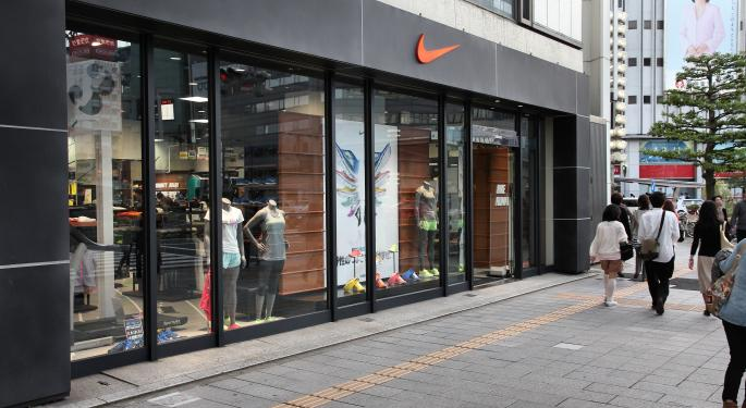 Belus Capital's Brian Sozzi: Nike Should Take Hints From Under Armour
