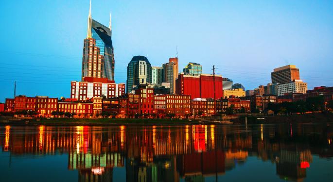 Nashville ETF Debuts Thursday NASH