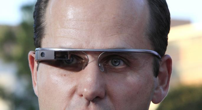 Did Google Just Secretly Release Glass For Sale To The Public?