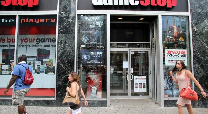 Why You Should Have Been Long GameStop Today