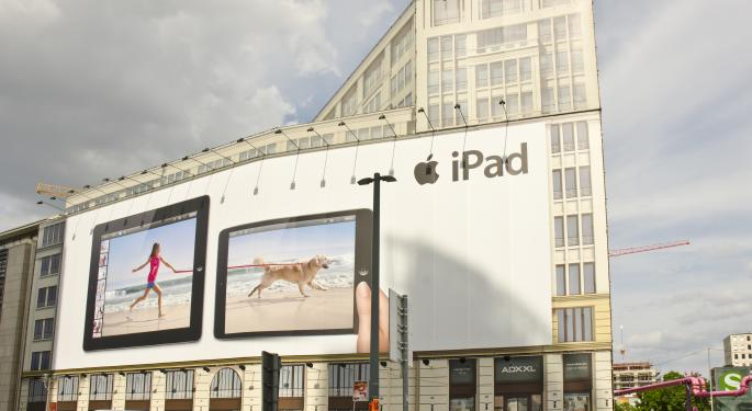 Slideshow: Apple's Giant iPad, iOS Beat Android And More From The Final Week Of December