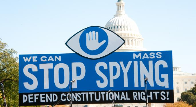 Is The NSA Impersonating Facebook To Spy On People?