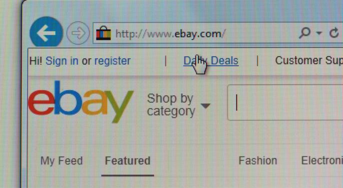 Five Star Stock Watch: eBay