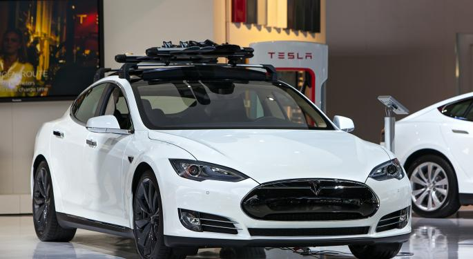 Tesla Plans Boosting Lithium ETF LIT, TSLA, ROC, FMC, SQM