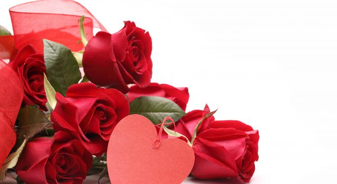 Exclusive: 1-800-FLOWERS.COM CEO James McCann Discusses Valentine's Day 2014