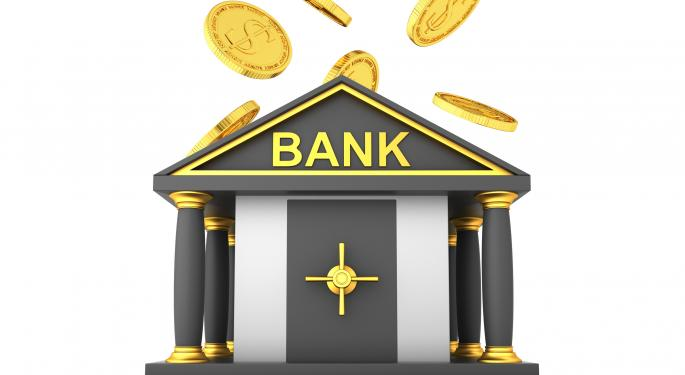 Small Banks Can Lead To Big Dividends