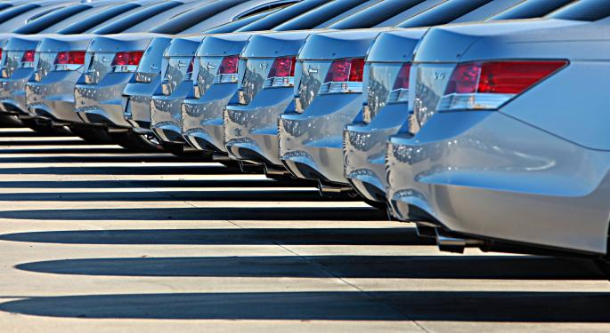 Lone Auto ETF is in a Sweet Spot