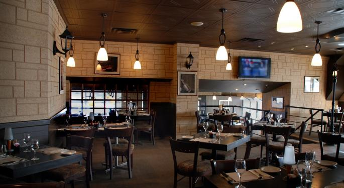 Ruby Tuesday Reports Lower Q3 Sales and Profit; Lifts Full-Year EPS Outlook