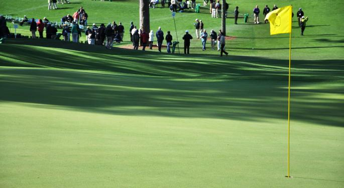 2 ETFs For The 2014 Masters Tournament