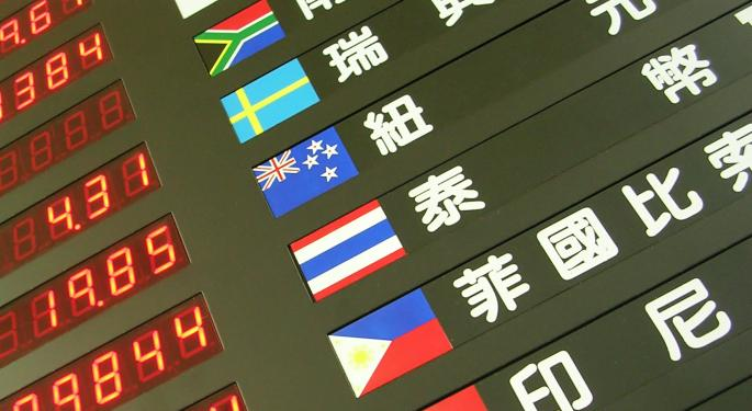 Top Three Industries to Watch For Asia's Market Comeback