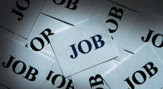Shutdown May Sideline Monthly Jobless Report