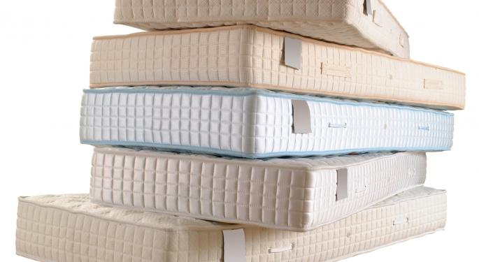 Mattress Firm Misses Q4 Estimates; Provides Weak Full-Year Guidance