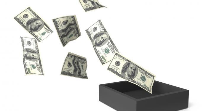 July ETF Inflows Top $44 billion