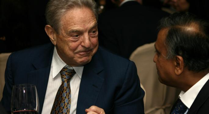George Soros Takes a 7.9 Percent in J.C. Penney, Ackman Vindicated?