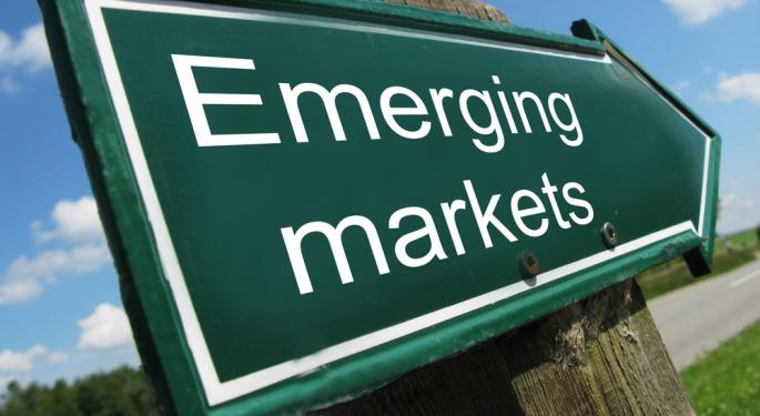 10 For '13: Emerging Markets ETFs For 2013