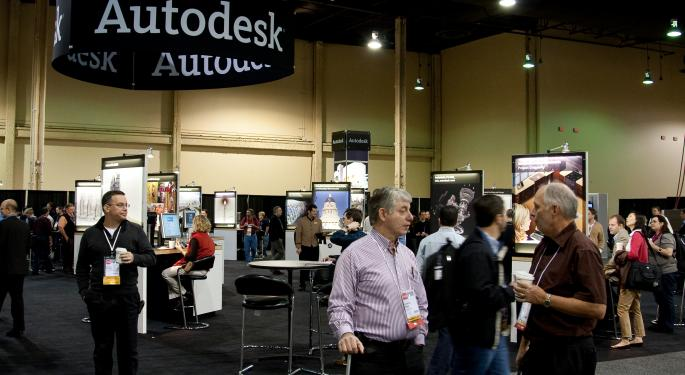 Autodesk Upgraded by Goldman Sachs, Hits 18-Month High