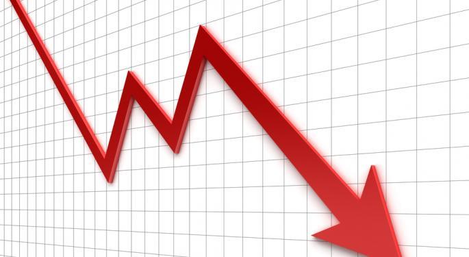 Genworth Financial Loses 4% on Downgrade
