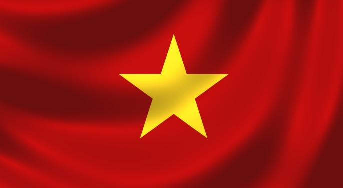 Vietnam ETF Soars on Foreign Ownership News