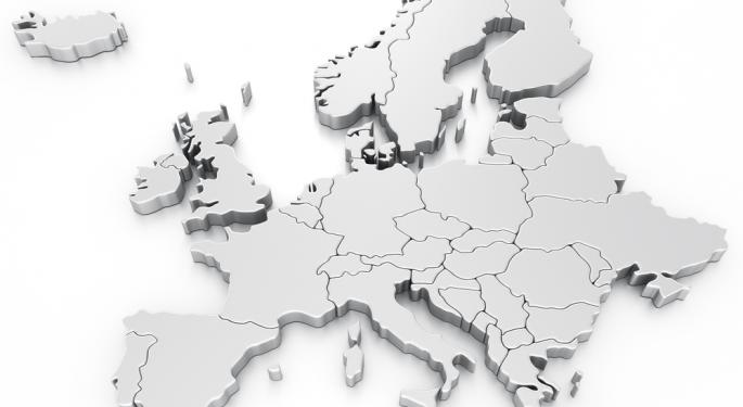 European Closing Thoughts: Intra-European Markets Switch