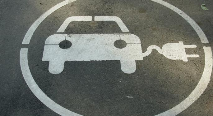 New Electric Car Charging Standard Isolates Japanese Makers