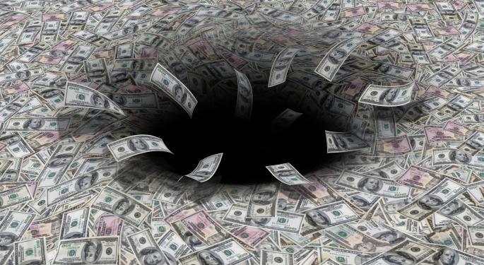 After Stellar July, ETFs Shed $15 Billion In August