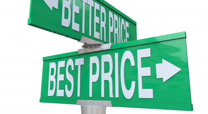 "Ron Johnson Hammers Home ""First Price, Right Price"" Methodology"