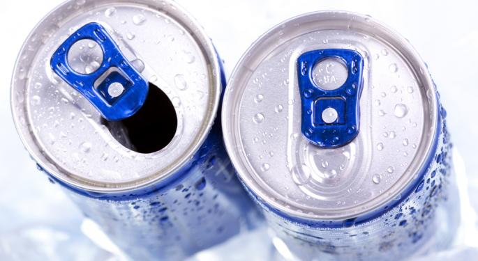 Monster Beverage Plunges After Q3 Results; Trading at New 52-Week Low