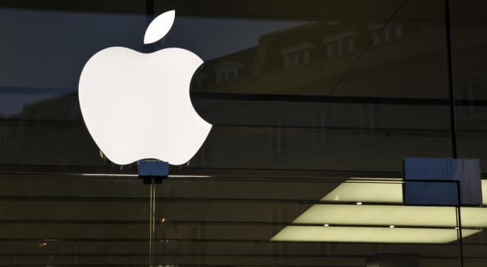 Apple Plunges on Clearinghouse Rumor