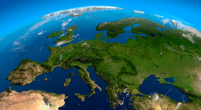 Italian, German Financials Rally on Deposits Data, Spain Mixed