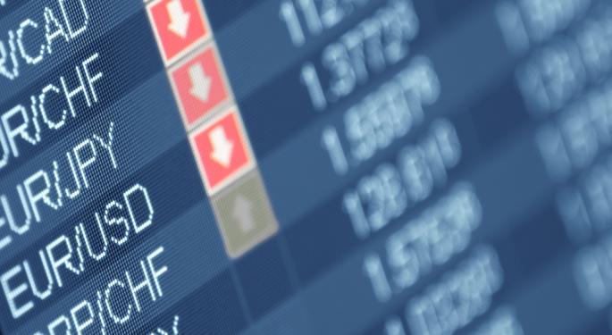 ForexLive North American Wrap: ADP Beats But EUR Slumps