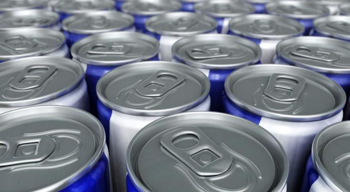 Monster Beverage Bounces Back Following Disappointing Earnings