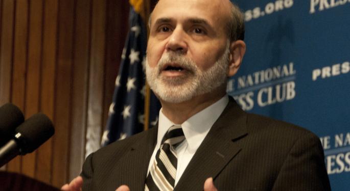 Ben Bernanke Speaks to University of Michigan Students