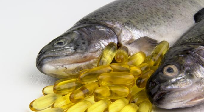Big Pharma's Next Blockbuster is Fish Oil?