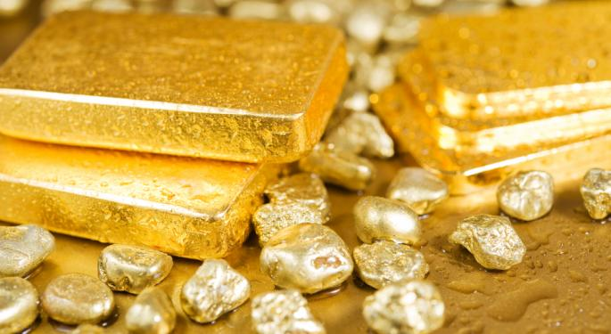 S&P Sees Further Upside For Gold