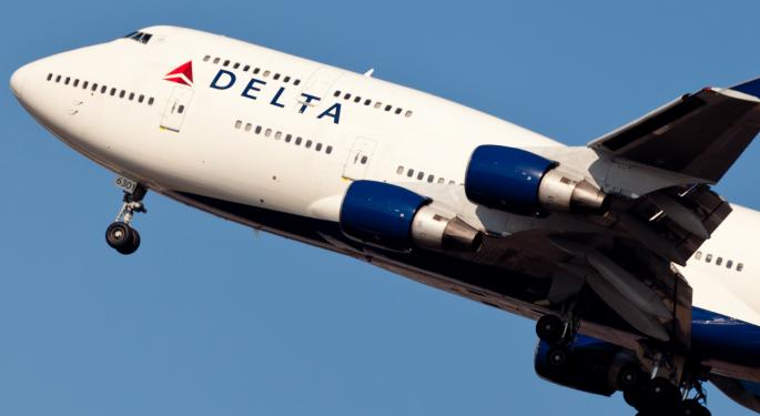 Short Sellers Return To Delta, Flee U.S. Airways DAL, LCC, UAL
