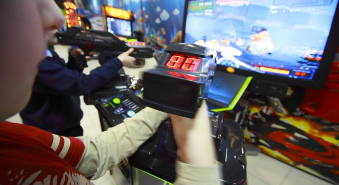 SLIDESHOW: Action Packed Video Game Stocks That Will Keep You Entertained