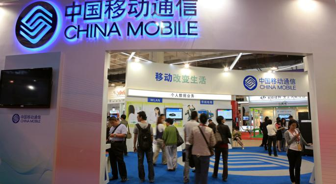 Apple at Loggerheads with China Mobile