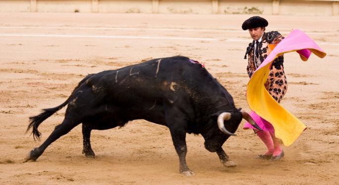 Stocks Jump; Dow Rises Triple Digits