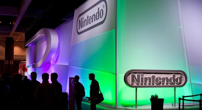 Nintendo's Value Declined 77% in Five Years